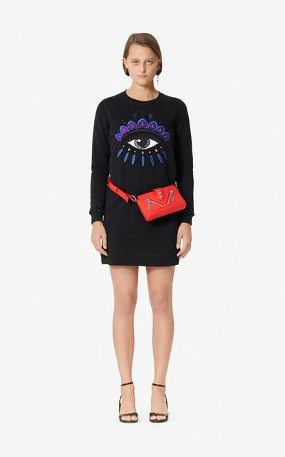 Robe sweatshirt Eye