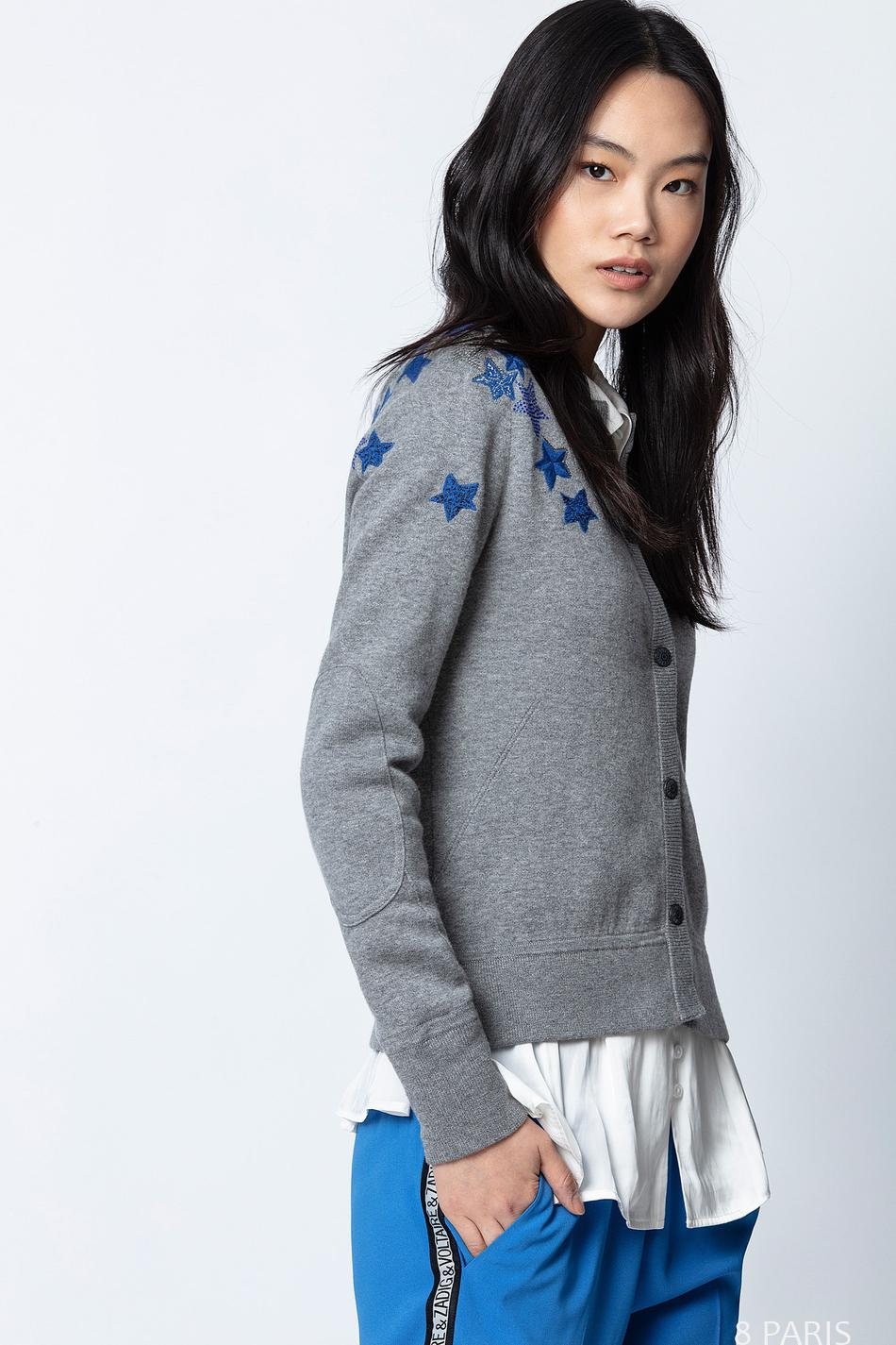 Cardigan Puky Cows Star Brode