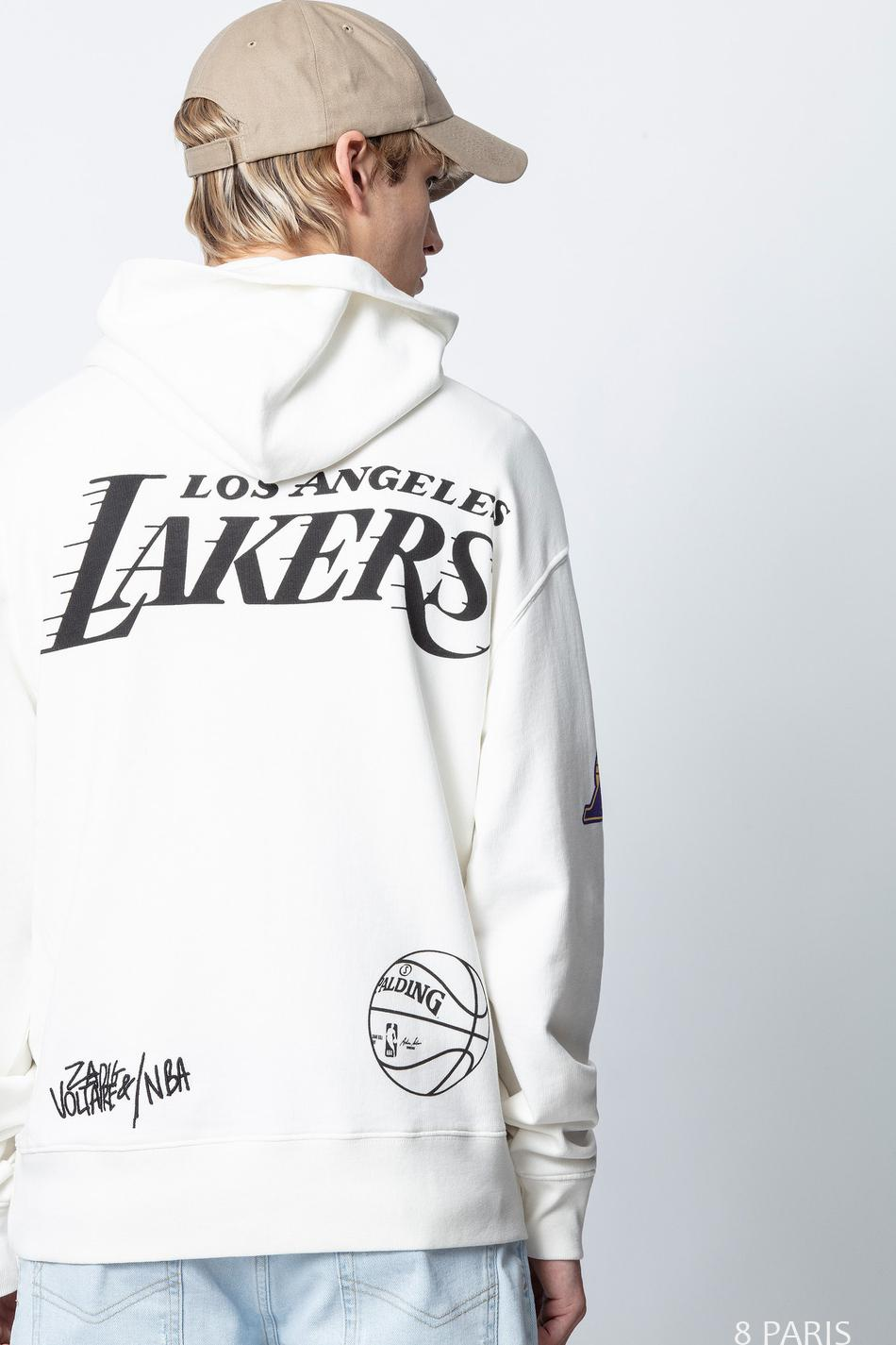 Sweatshirt Sanchi LA LAKERS